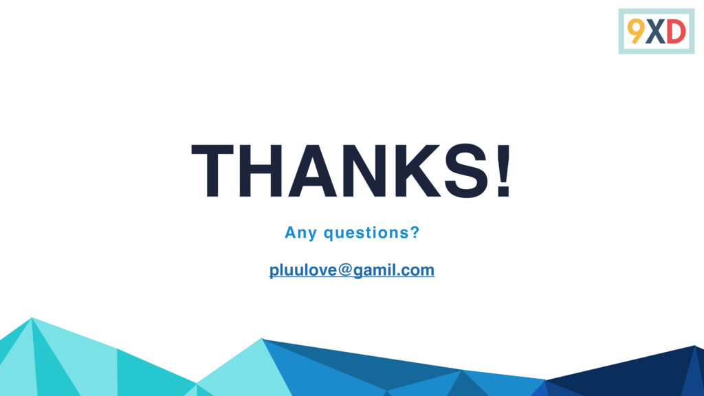 pluulove@gamil.com Any questions? THANKS!