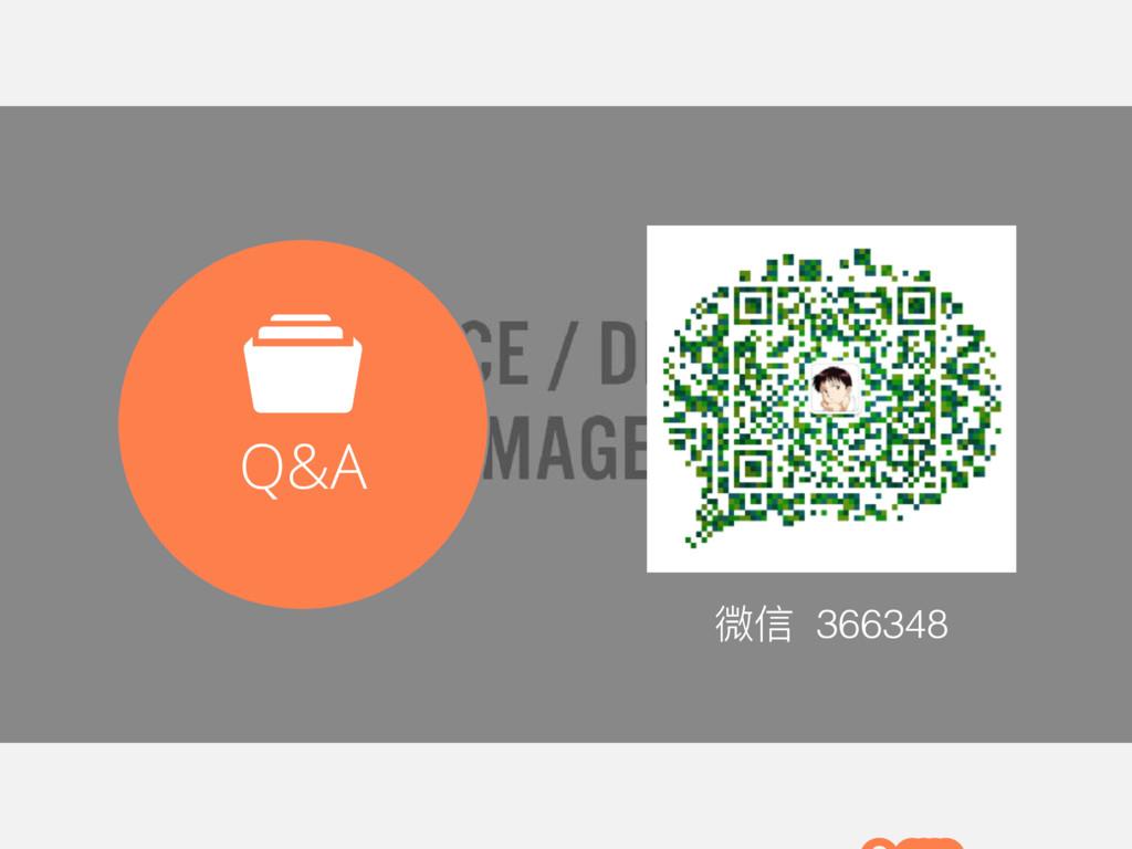 Q&A 微信 366348