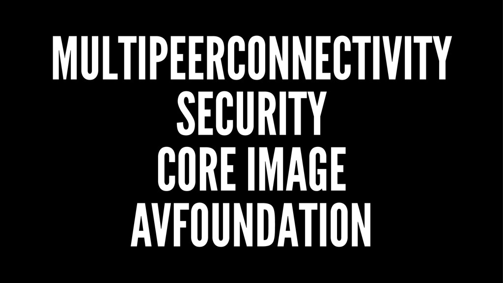 MULTIPEERCONNECTIVITY SECURITY CORE IMAGE AVFOU...