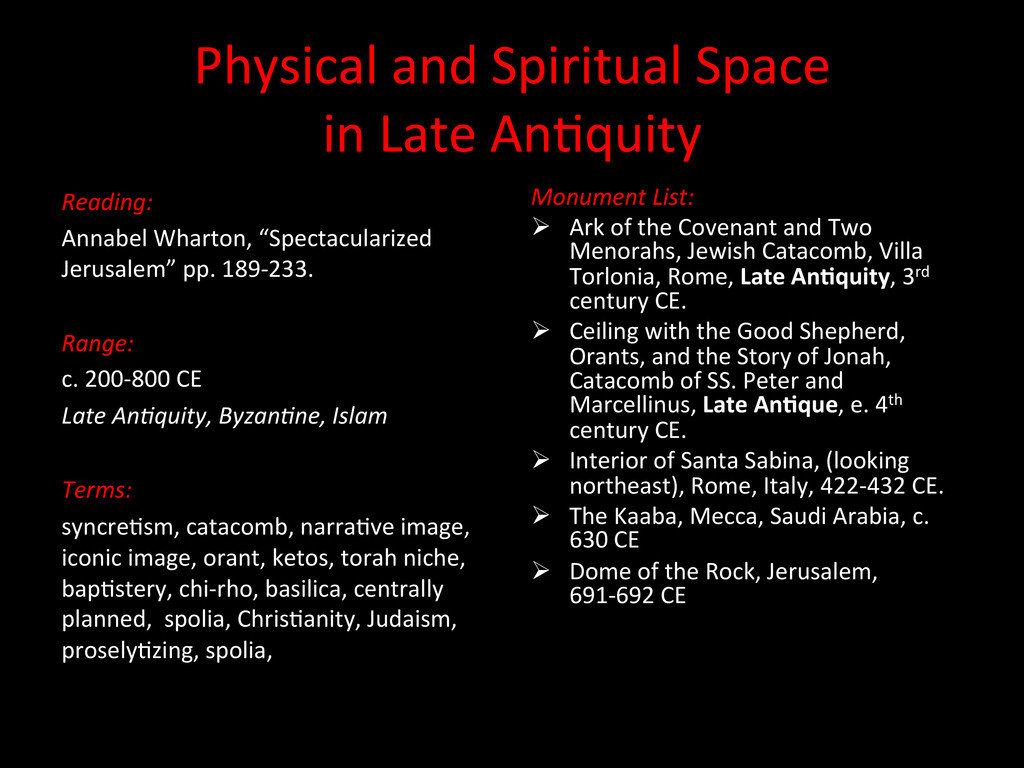 Physical and Spiritual Space   i...