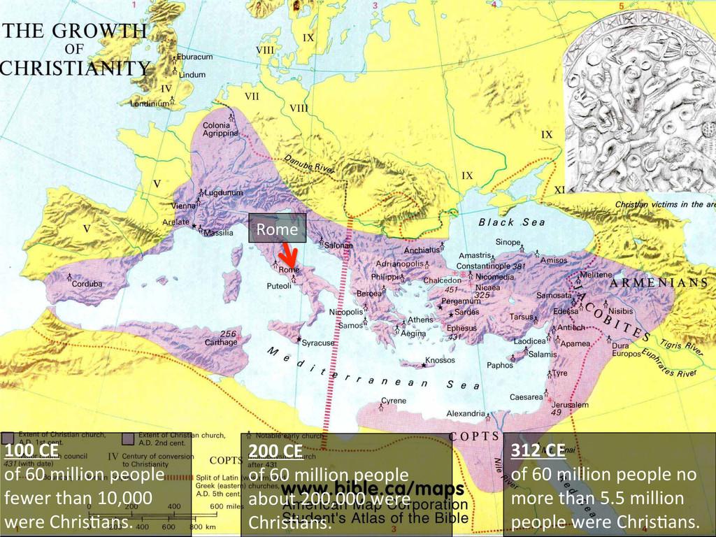 Rome  100 CE       ...