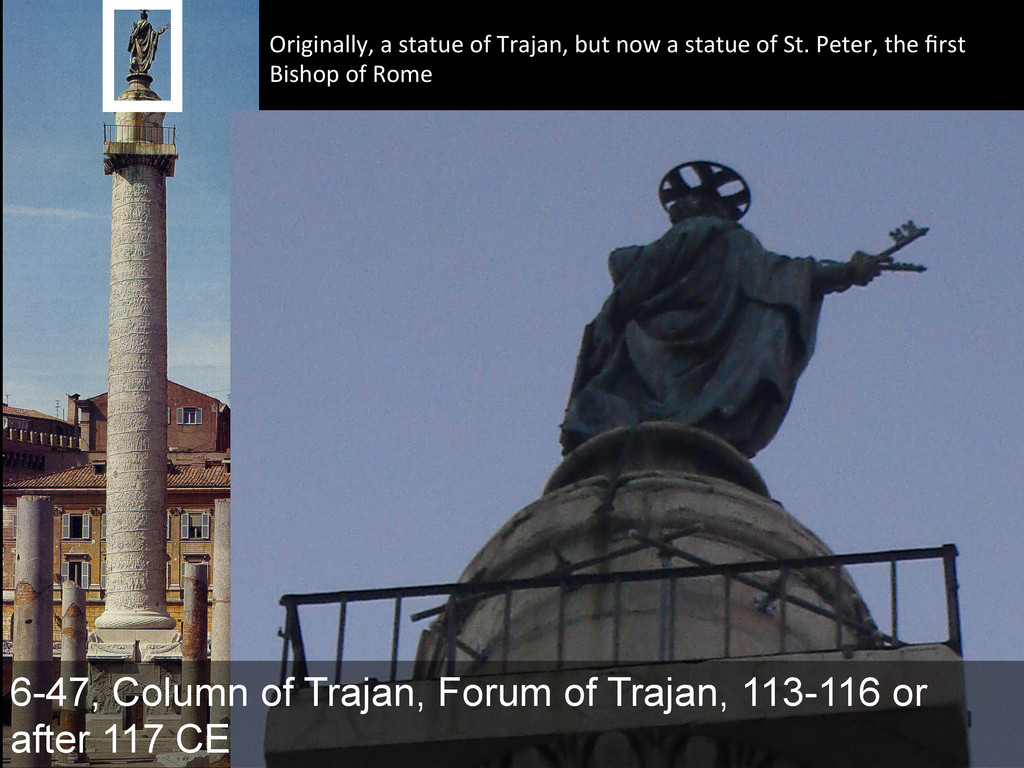 6-47, Column of Trajan, Forum of Trajan, 113-11...