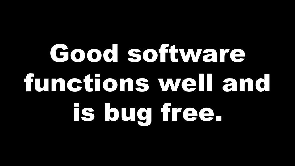 W: rbrt.wllr.info | T: @RobDWaller Good softwar...