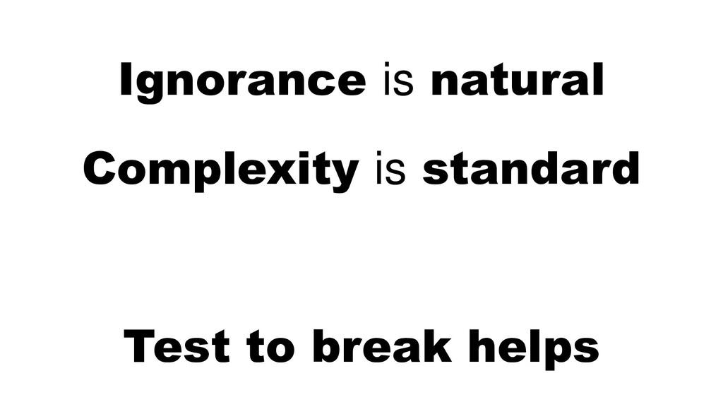 W: rbrt.wllr.info | T: @RobDWaller Ignorance is...