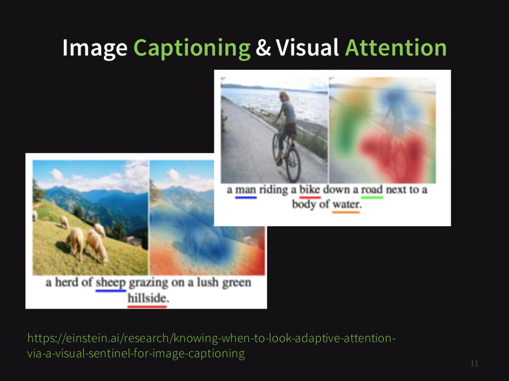 Image Captioning & Visual Attention XXX 11 http...