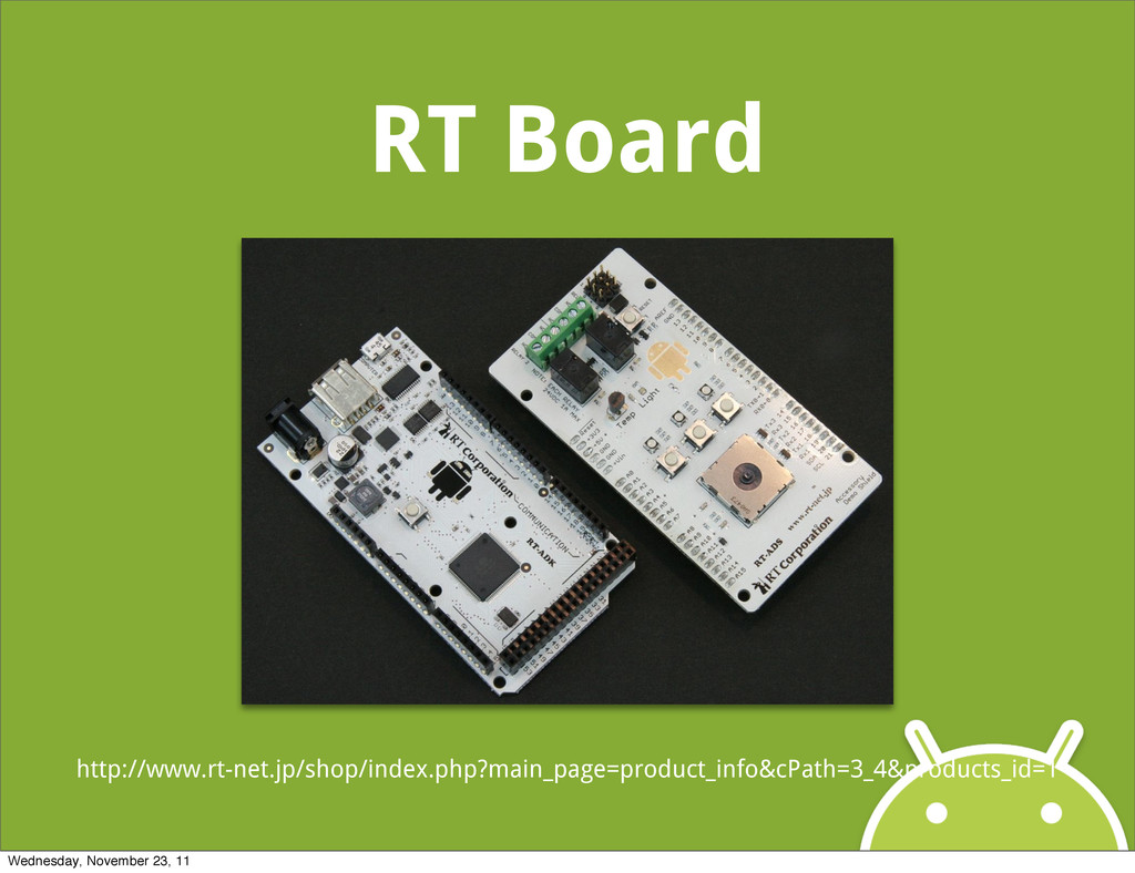 RT Board http://www.rt-net.jp/shop/index.php?ma...
