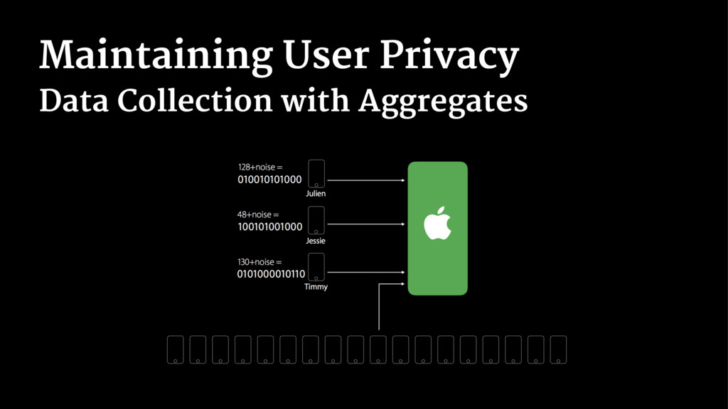 Maintaining User Privacy Data Collection with A...