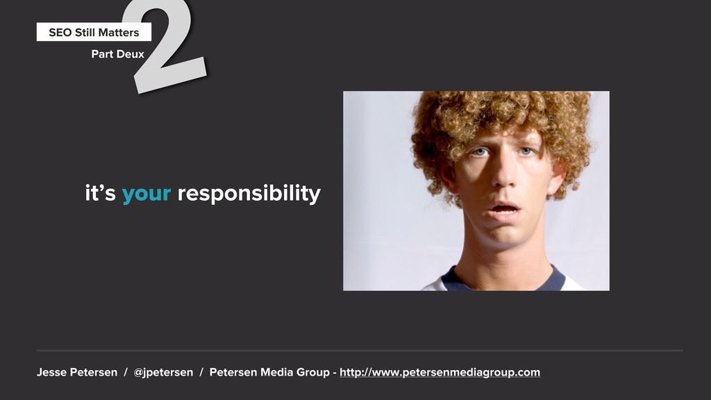 Jesse Petersen / @jpetersen / Petersen Media Gr...
