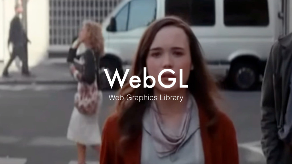 WebGL Web Graphics Library