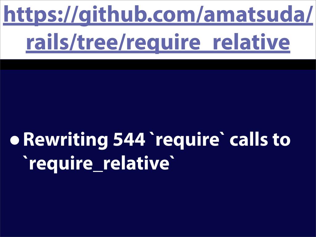 https://github.com/amatsuda/ rails/tree/require...
