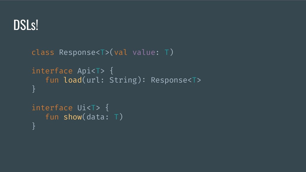 class Response<T>(val value: T) interface Api<T...