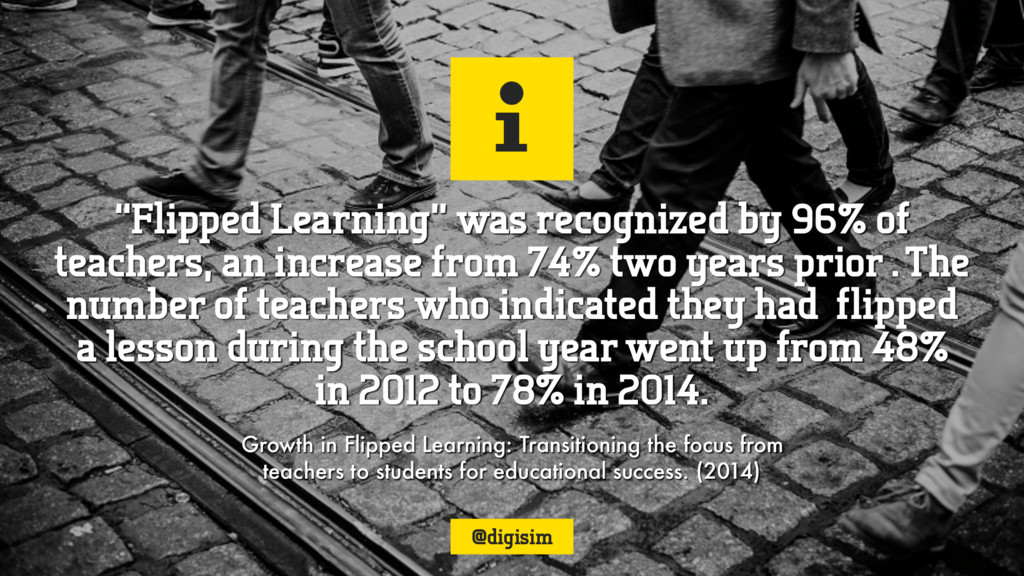 i Growth in Flipped Learning: Transitioning the...