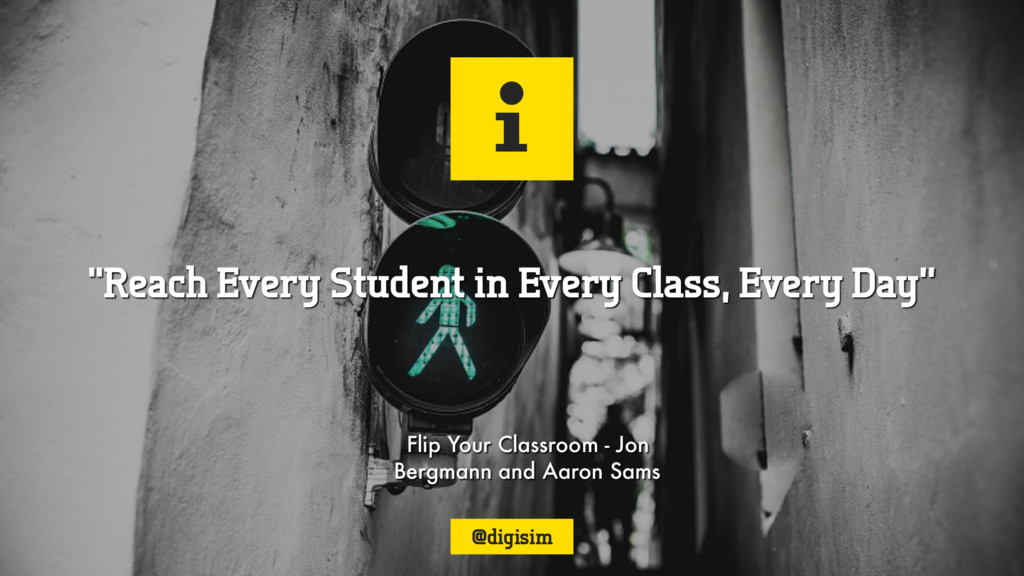 i Flip Your Classroom - Jon Bergmann and Aaron ...
