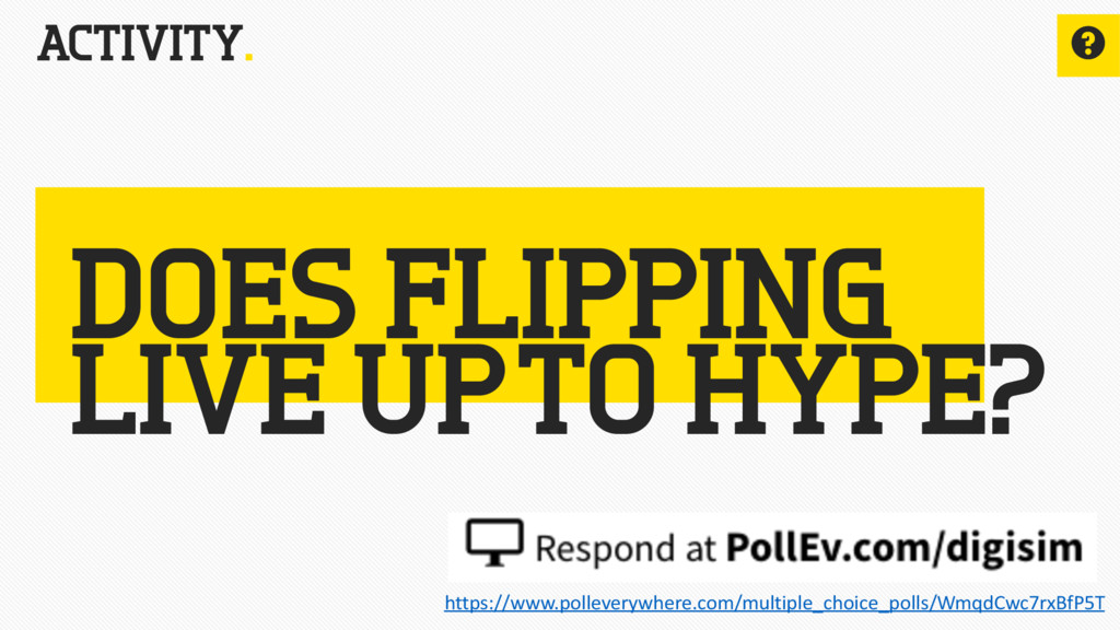 ACTIVITY. ? DOES FLIPPING LIVE UP TO HYPE? http...