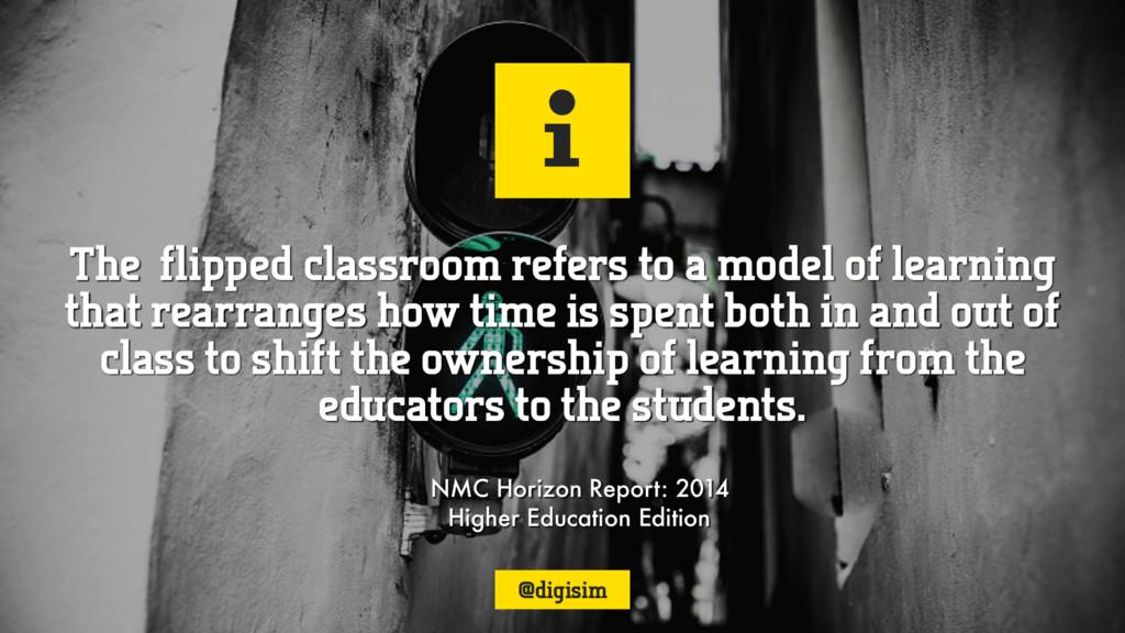i NMC Horizon Report: 2014 Higher Education Edi...