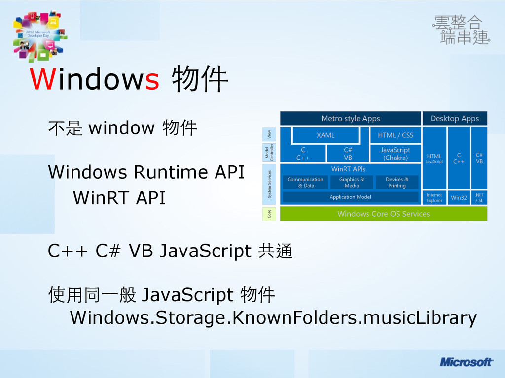 Windows 物件 不是 window 物件