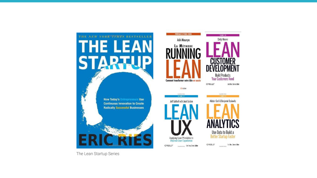 The Lean Startup Series