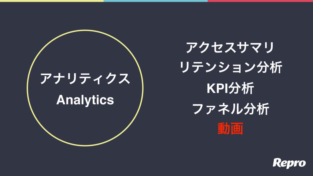 ΞφϦςΟΫε Analytics ΞΫηεαϚϦ Ϧςϯγϣϯੳ KPIੳ ϑΝωϧੳ...