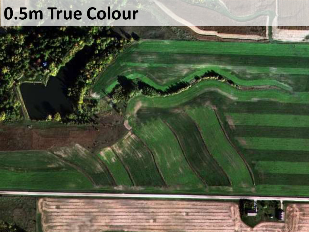 0.5m True Colour