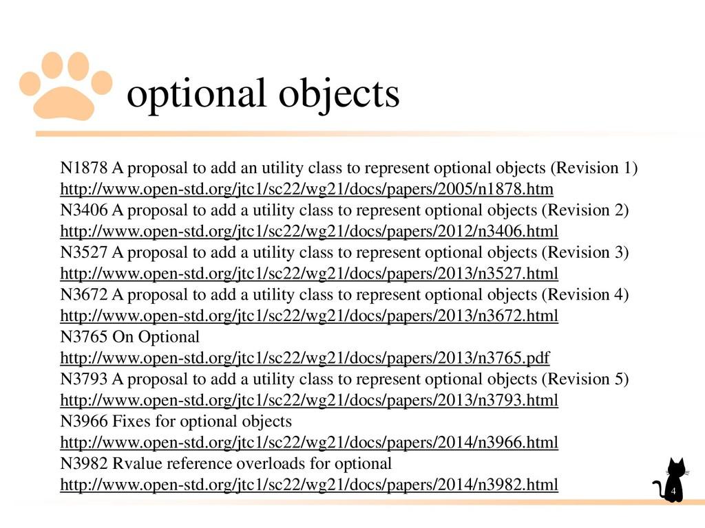 optional objects 4 N1878 A proposal to add an u...