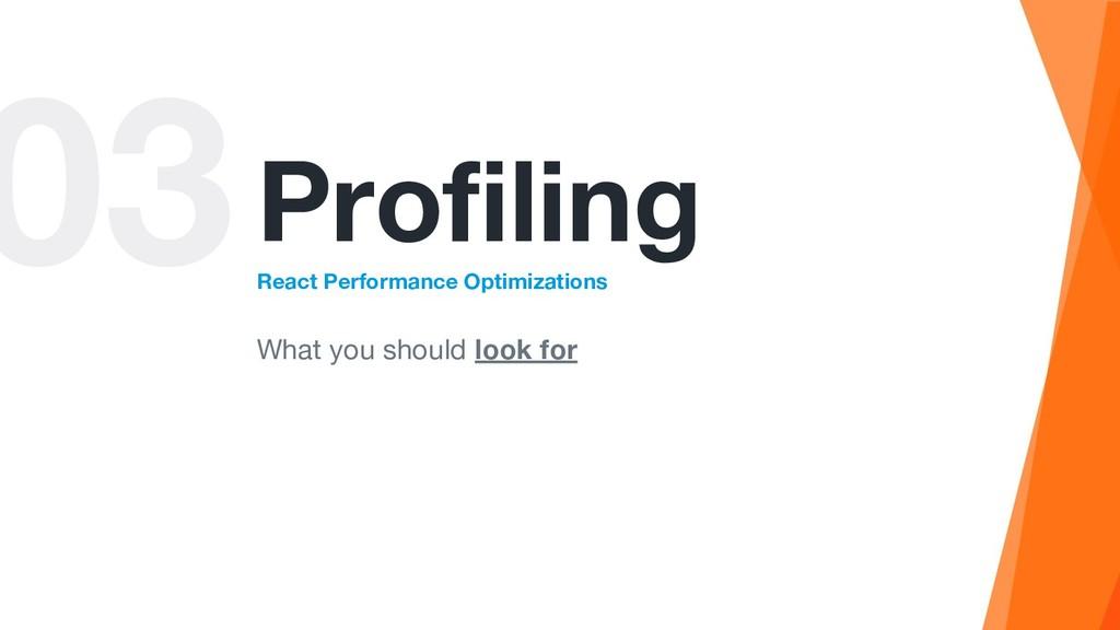 03Profiling React Performance Optimizations Wha...