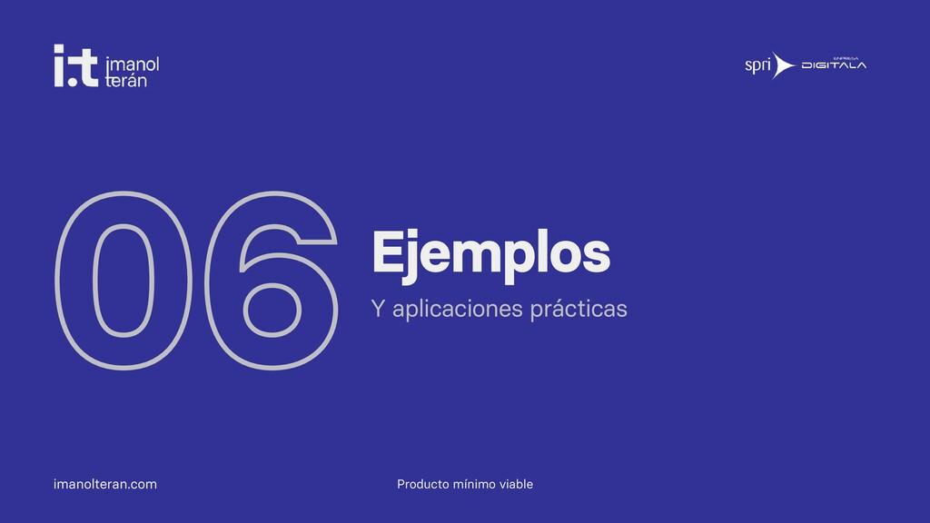 imanolteran.com 06Ejemplos Y aplicaciones práct...