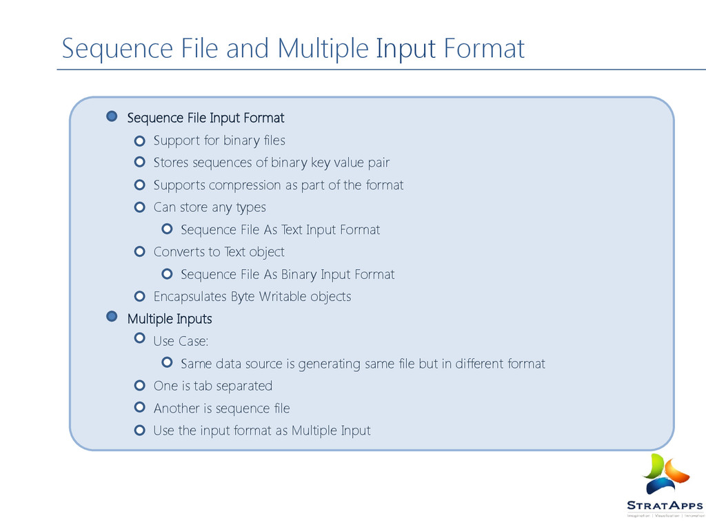 Sequence File Input Format Support for binary f...