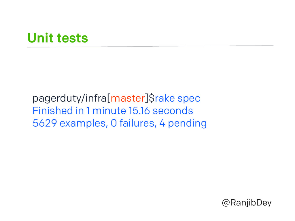 Unit tests @RanjibDey pagerduty/infra[master]$r...