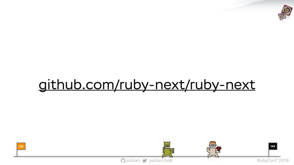 142 palkan_tula palkan RubyConf 2019 github.com...