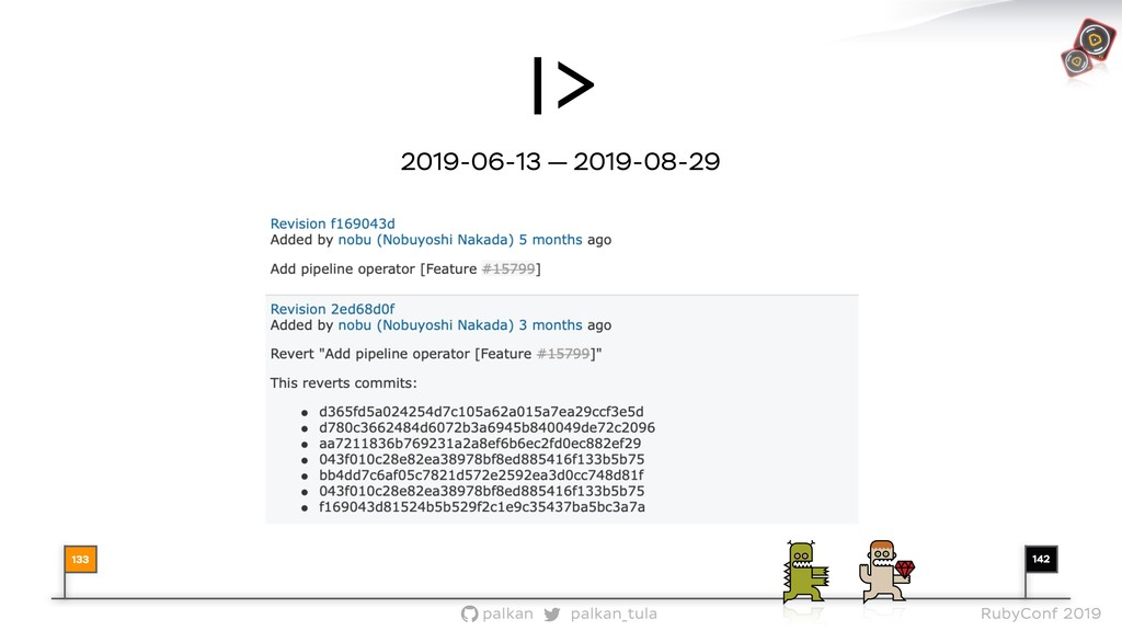 142 palkan_tula palkan RubyConf 2019 133 |> 201...