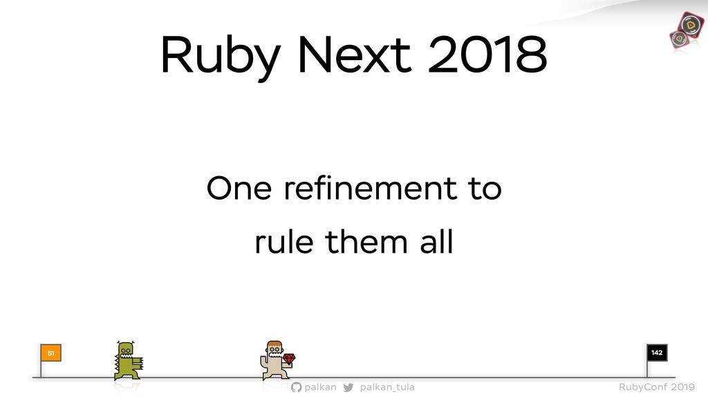 142 palkan_tula palkan RubyConf 2019 One refinem...
