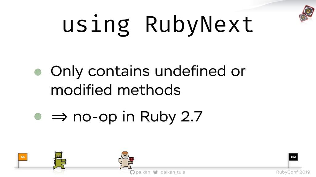 142 palkan_tula palkan RubyConf 2019 55 Only co...