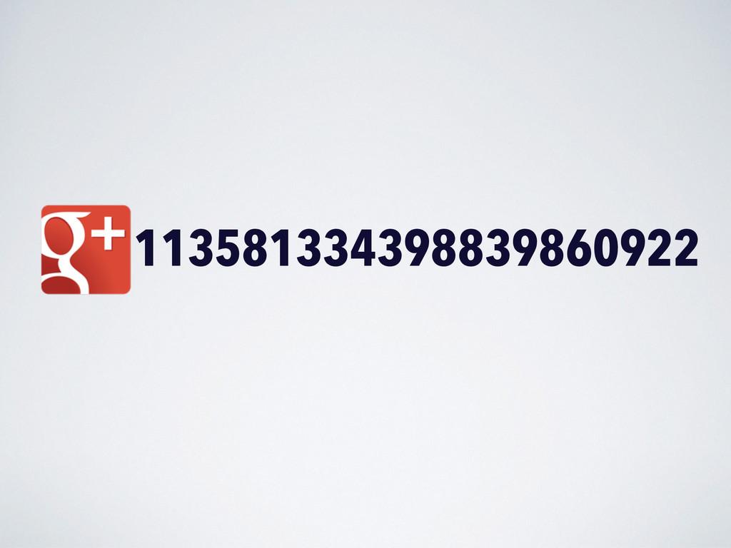 113581334398839860922