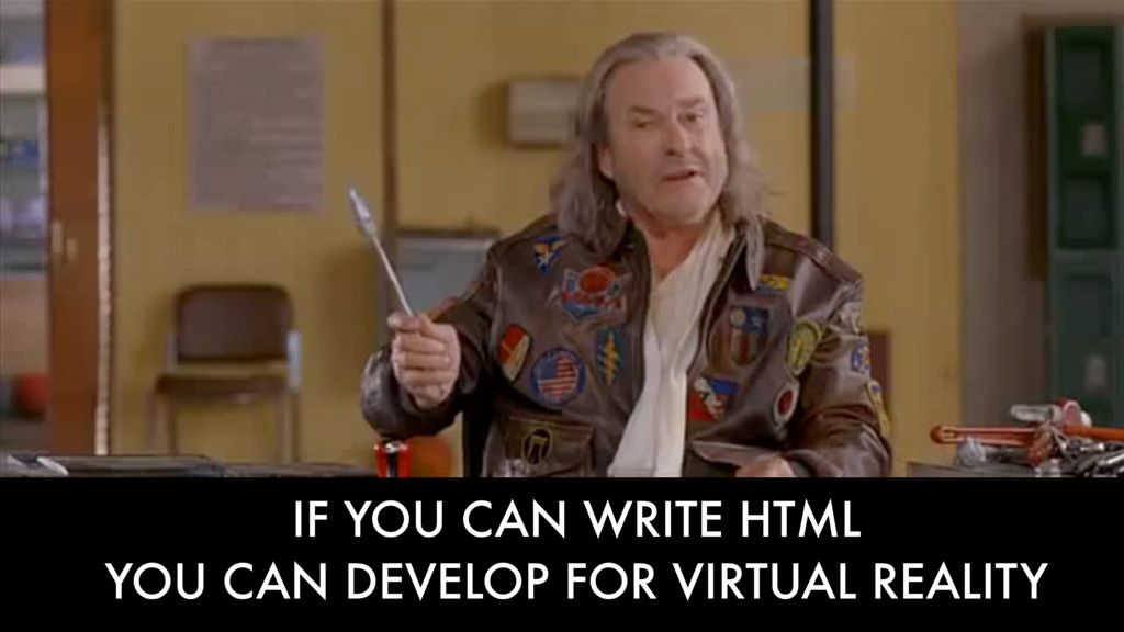 IF YOU CAN WRITE HTML YOU CAN DEVELOP FOR VIRTU...