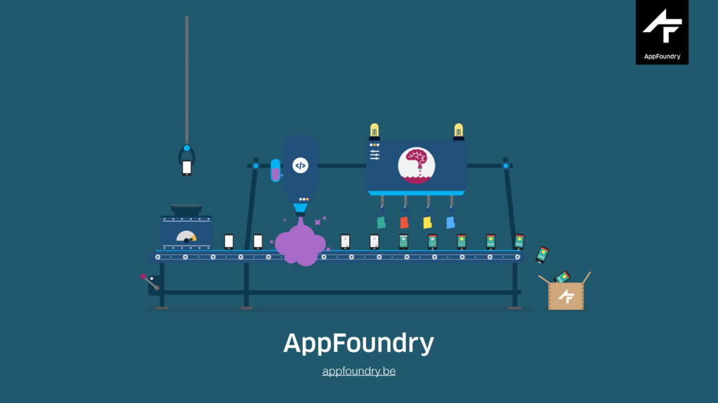 AppFoundry appfoundry.be