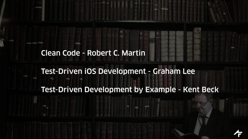 Clean Code - Robert C. Martin Test-Driven iOS D...