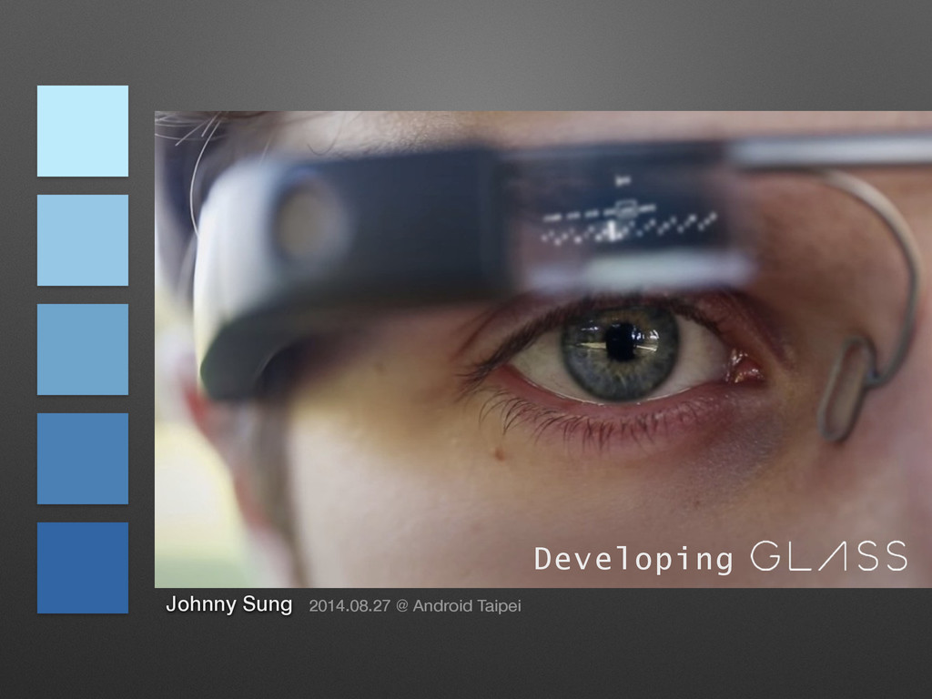 Johnny Sung Developing 2014.08.27 @ Android Tai...