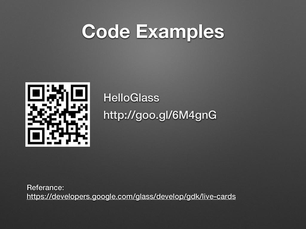 Code Examples Referance: https://developers.goo...