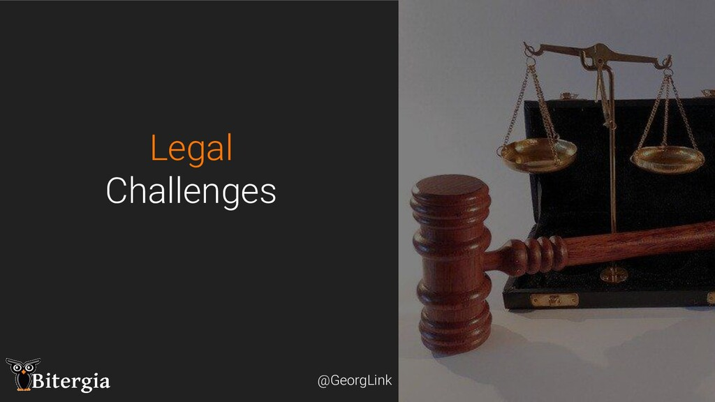 @GeorgLink @GeorgLink Legal Challenges