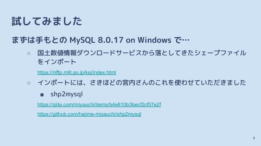 ○ https://nlftp.mlit.go.jp/ksj/index.html ○ ■ h...