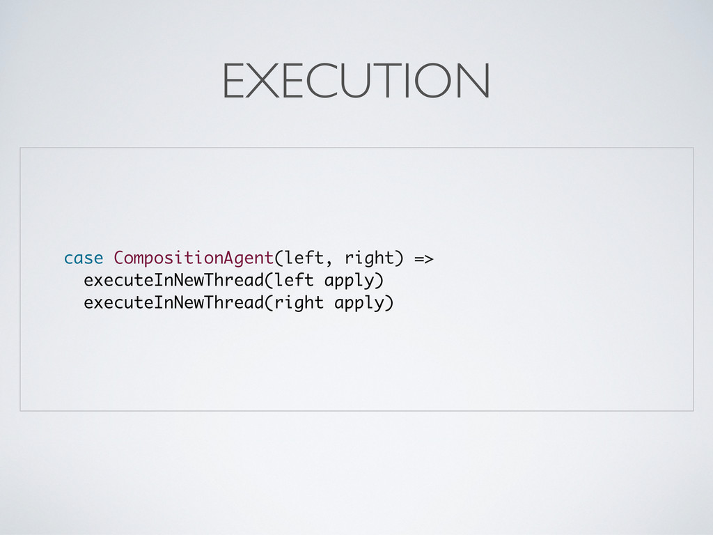 case CompositionAgent(left, right) => executeIn...