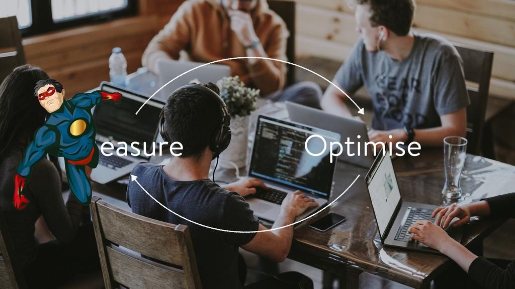 Measure Optimise