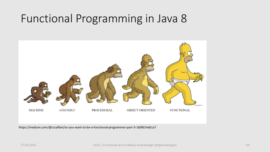 Functional Programming in Java 8 https://medium...
