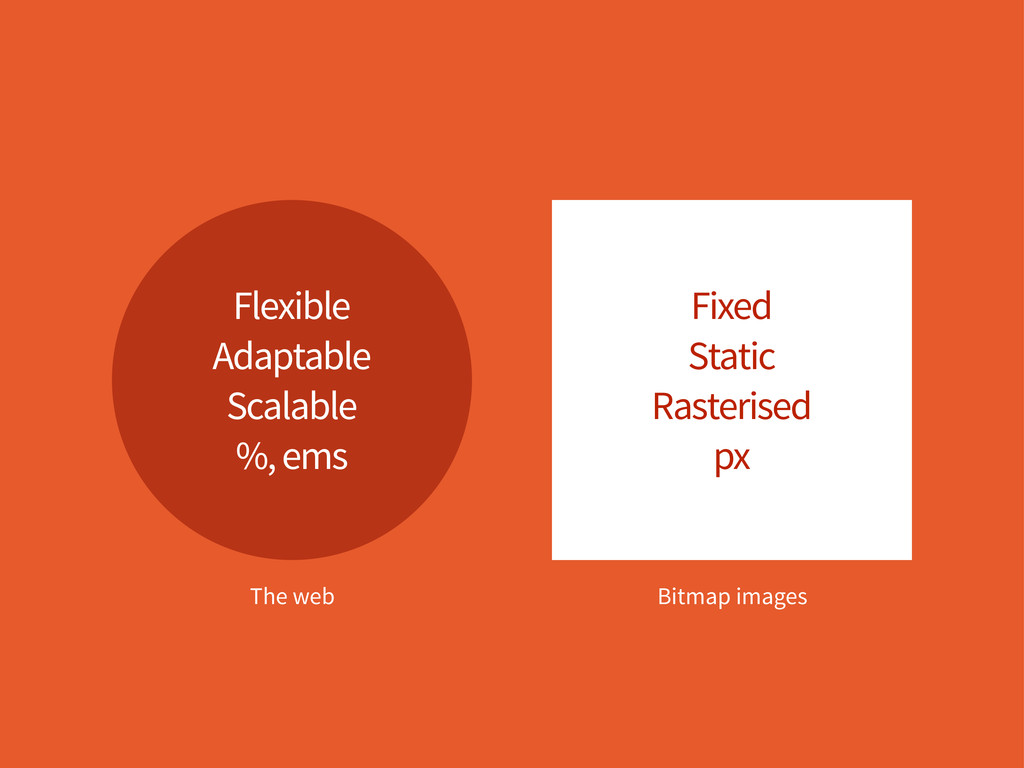 Flexible Adaptable Scalable %, ems Fixed Static...