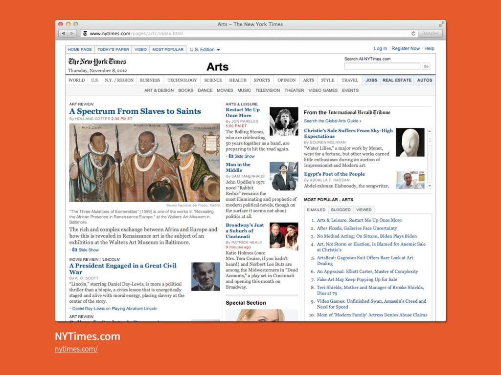NYTimes.com nytimes.com/