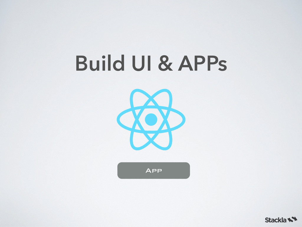 App Build UI & APPs