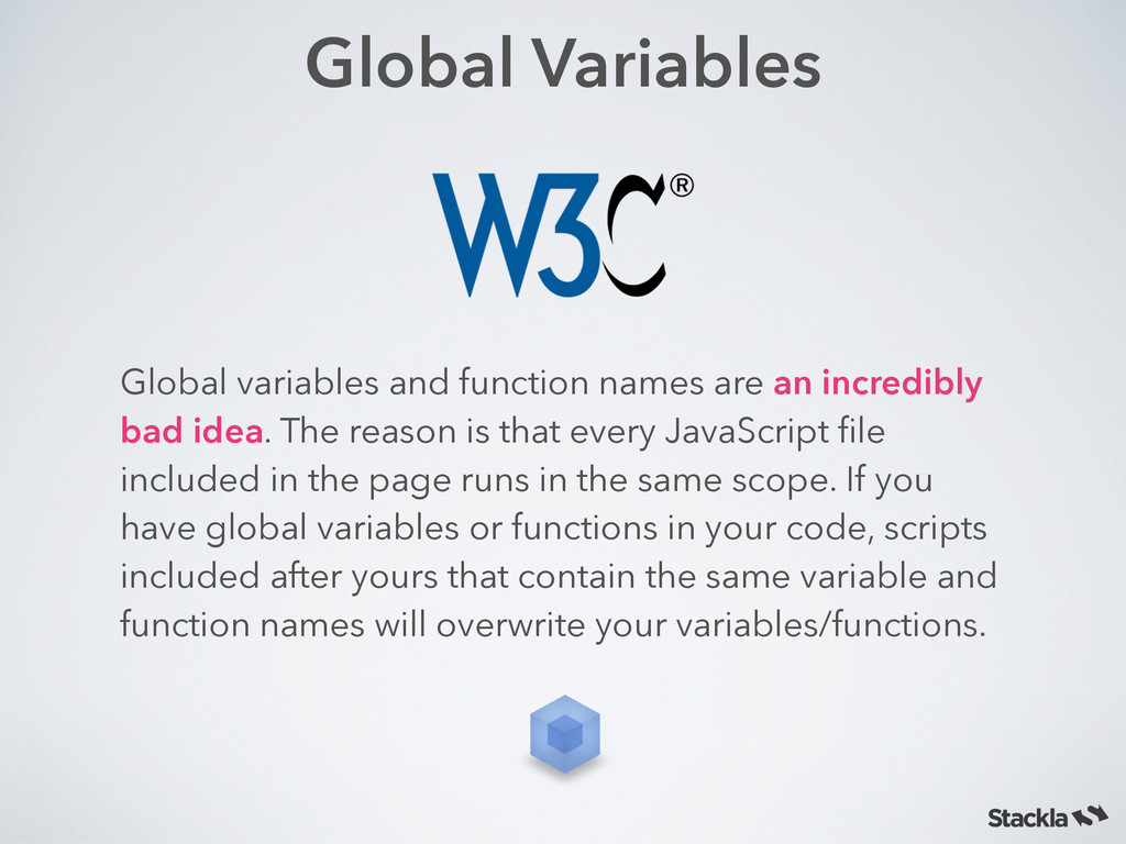 Global Variables Global variables and function ...