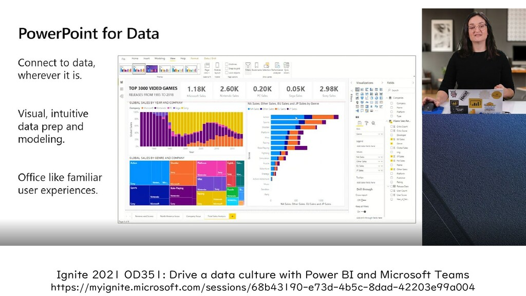 Ignite 2021 OD351: Drive a data culture with Po...