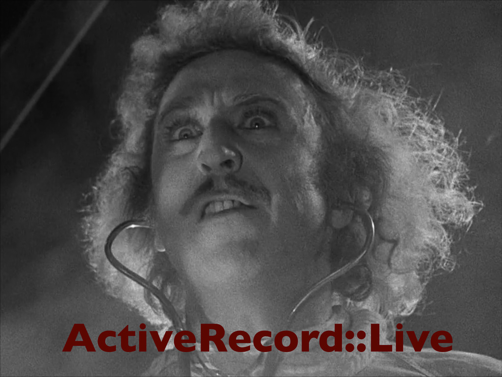 ActiveRecord::Live
