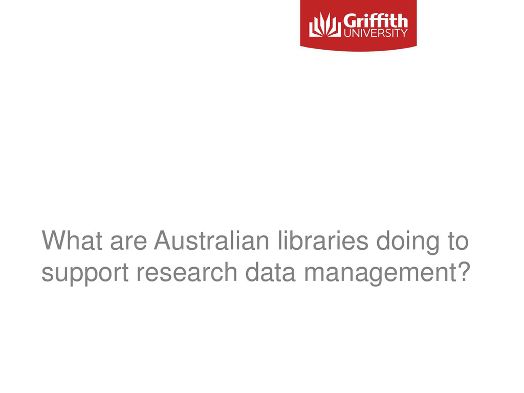 What are Australian libraries doing to support ...